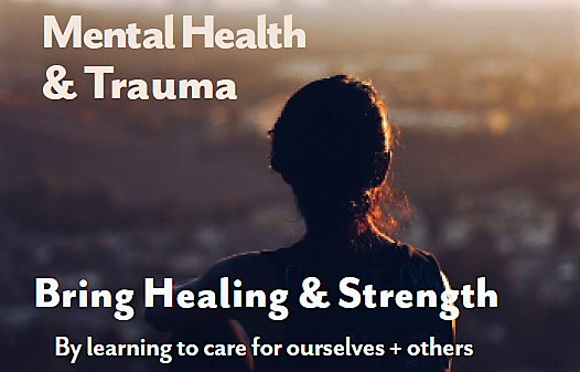 Understanding People, Mental Health & Trauma